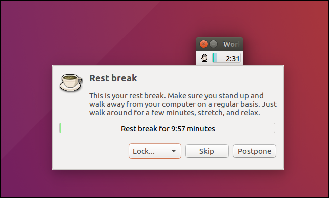 Four Simple Timers That Remind You to Take Breaks from Your