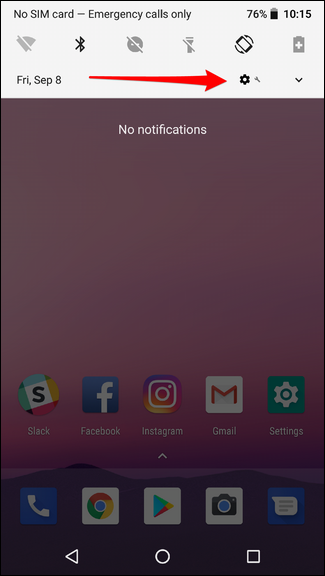 "How to Disable the ""Is Displaying Over Other Apps"" Notification on"