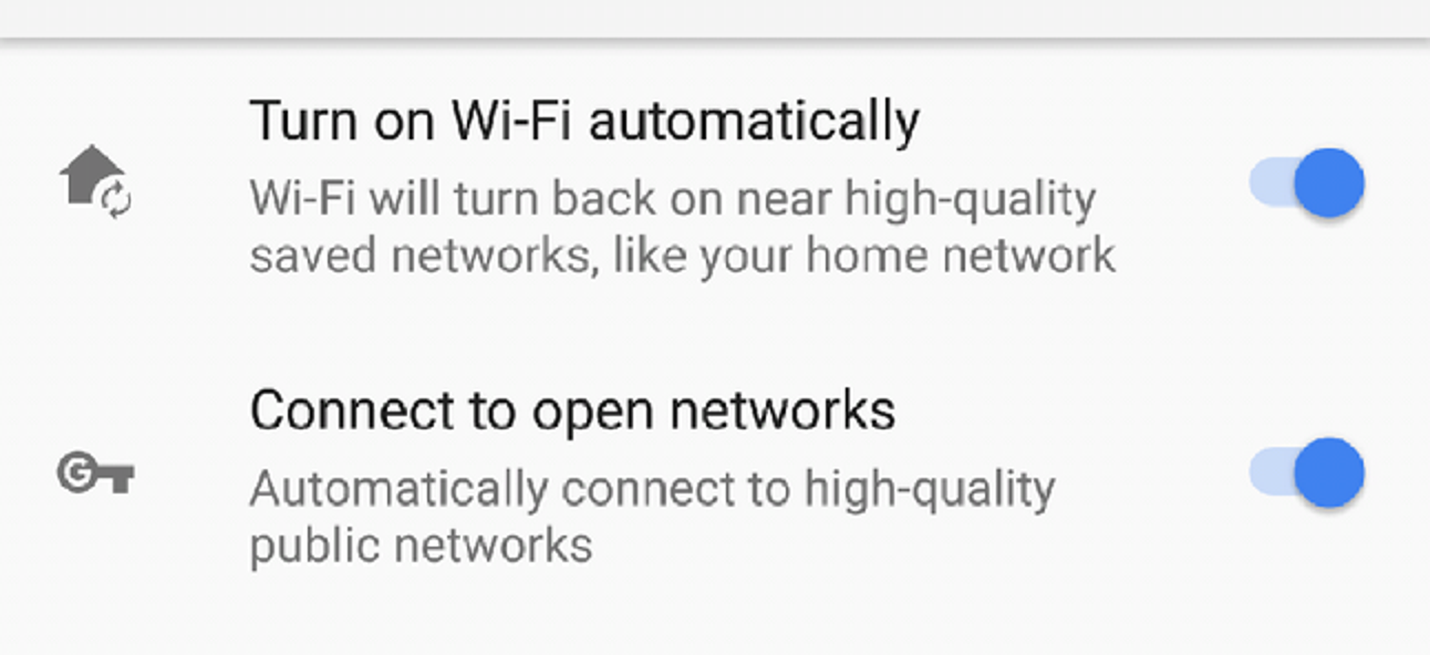 How to Automatically Enable Wi-Fi When You?re Near a Trusted Network in Android Oreo