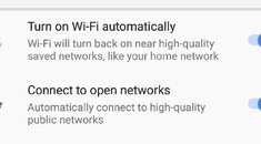 How to Automatically Enable Wi-Fi When You're Near a Trusted Network in Android Oreo