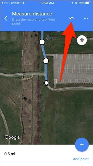 How To Measure Distances In Google Maps For Running Biking And Hiking - Use google maps to track running distance