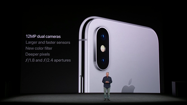 competitive price 71429 0ed85 How Much Better Is the iPhone X's Camera?