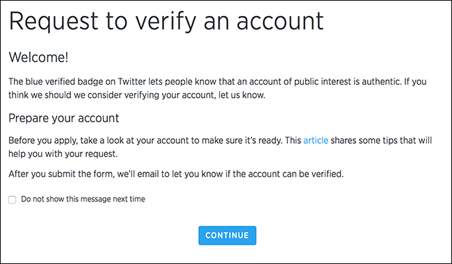 How To Get Verified On Twitter Or At Least Try - 3apply png