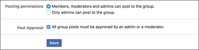 How to Require Moderator Approval for Posts in Your Facebook