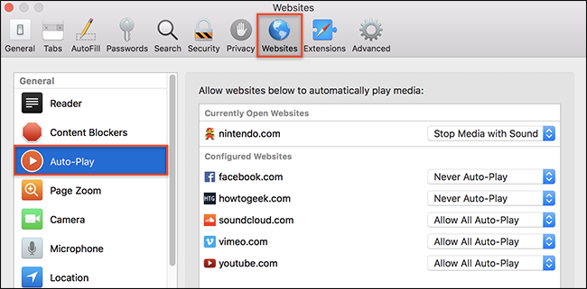 Safari Now Disables Auto-Playing Videos  Here's How to Allow
