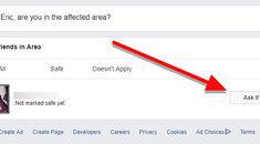 How to See If Your Facebook Friends Are Safe During an Emergency
