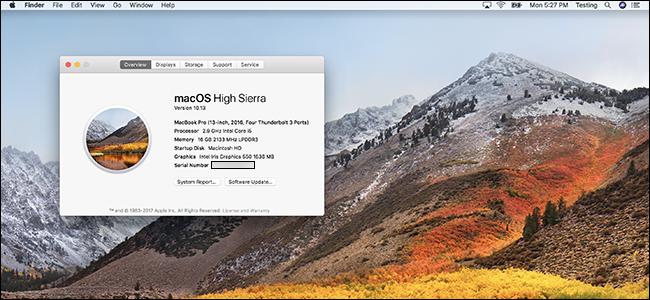 how to download high sierra mac