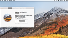 How to Upgrade Your Mac to High Sierra