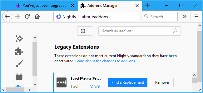 How to Check if Your Extensions Will Stop Working With Firefox 57