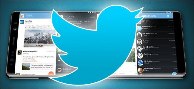 The Best Unofficial Twitter Apps for Android
