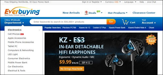 The Best Online Retailers for Cheap Imported Gadgets