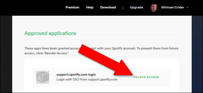 How to Revoke Third-Party App Permissions From Spotify