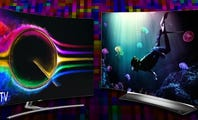 What's the Difference Between OLED and Samsung's QLED TVs?