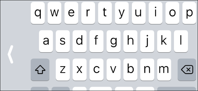 How to Use the One-Handed Keyboard on Your iPhone