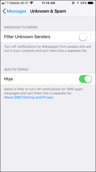 How to Block Spammy Text Messages on an iPhone