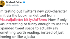 How to Get Twitter's New 280-Character Limit Now