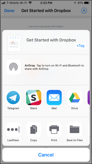 Everything You Can Do With the Files App on Your iPhone or iPad