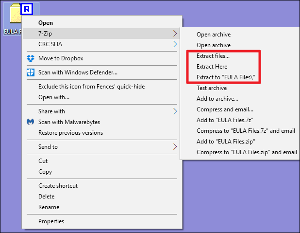 how to open rar files without installing software
