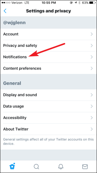 How to See Twitter Notifications For Mentions, But Not Likes