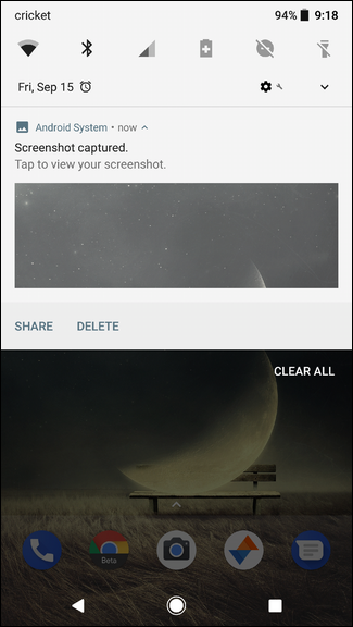 a251ef1d2 How to Take Screenshots on an Android Phone or Tablet