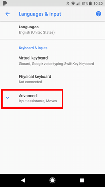 How to Enable or Disable the Spell Checker on Android