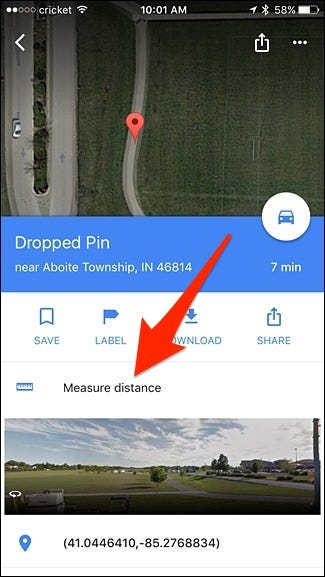 How To Measure Distances In Google Maps For Running