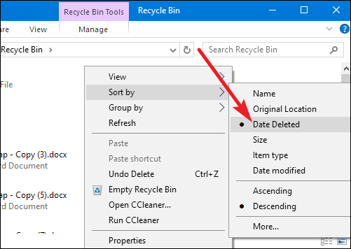 can you recover deleted photos on pc