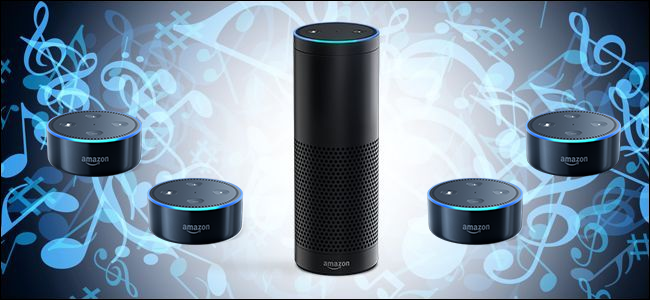 How to Play Music on Multiple Amazon Echo Speakers (like a Sonos)