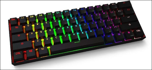 e3650457a58 At the moment the Anne Pro ($90) is probably the most popular 60% Bluetooth mechanical  keyboard design. This is due to a combination of easy mobile support ...