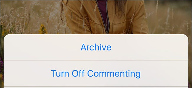 How to Turn Off Comments on Your Instagram Posts