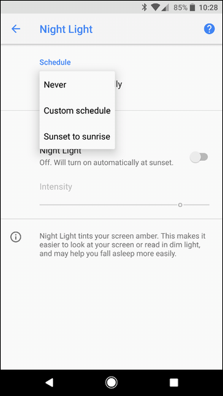 """{filename}-How To Enable """"night Mode"""" Feature In Android Devices"""