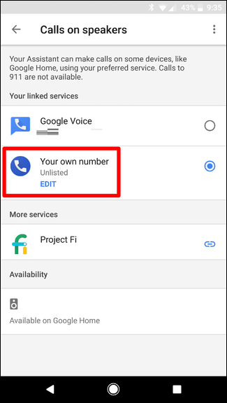 How to Make Phone Calls With Your Google Home