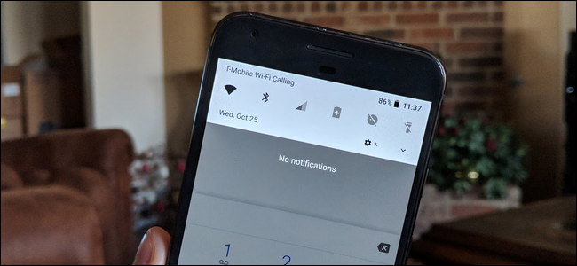 Use Your Cellphone To Text 10 To >> How To Enable Wi Fi Calling On An Android Phone