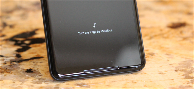 "How to Enable or Disable ""Now Playing"" on the Pixel 2"