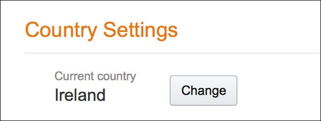 How to Change Your Country on Amazon So You Can Buy