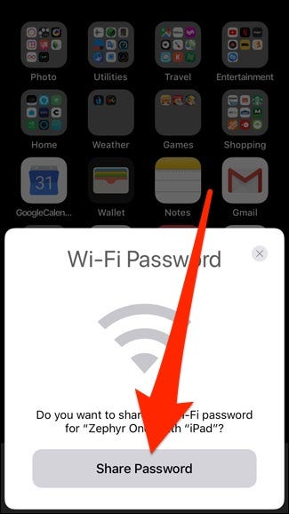 How To Unblock My Phone From A Wifi Network Iphone