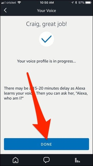 How to Train Alexa to Recognize Different Voices (and Give More