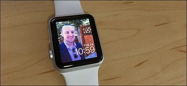 How to Create a Custom Apple Watch Face from a Photo or Album