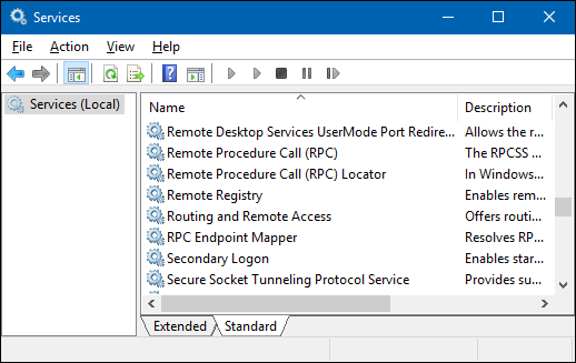 How to Delete a Windows Service in Windows 7, 8, 10, Vista, or XP