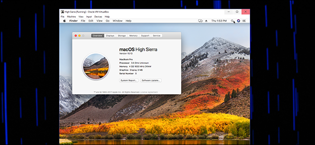 How to Install macOS Sierra in VirtualBox on Windows 10: 5 Steps