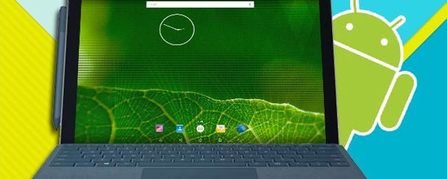 How to Run Android on Windows With AMIDuOS