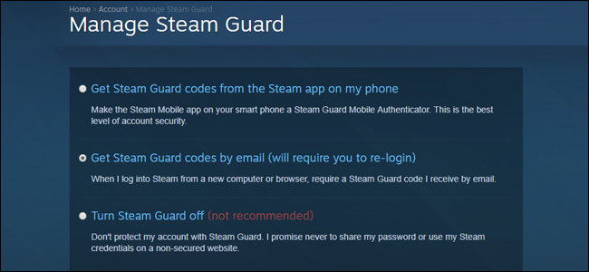 How to Add Two-Factor Authentication to Steam