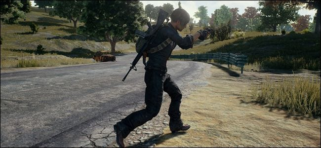 The Beginner's Guide to PlayerUnknown's Battlegrounds (aka PUBG)