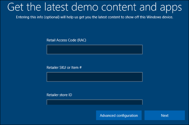 Stupid Geek Tricks: How to Enable Windows 10's Hidden Retail Demo Mode