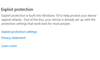 How Windows Defender's New Exploit Protection Works (and How to Configure It)
