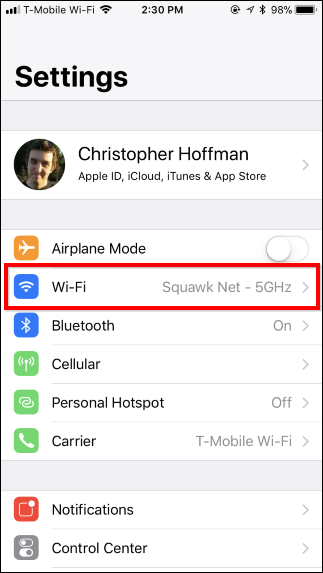 A Connecting To How Wi-fi Automatically Iphone From Your Network Ipad Or Stop