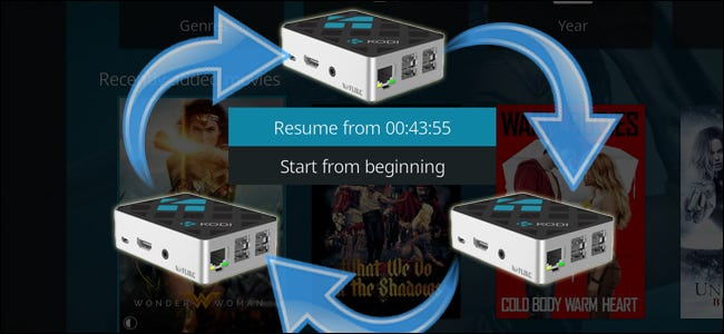 How to Sync Your Kodi Library Across Multiple Devices with MySQL