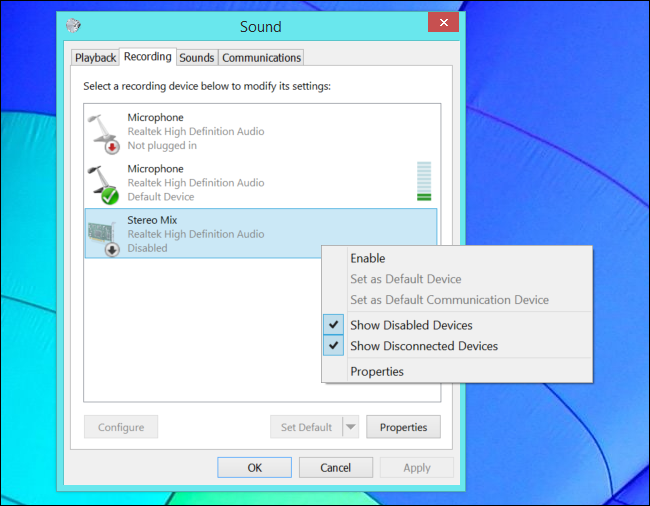 How to Record the Sound Coming From Your PC (Even Without Stereo Mix)
