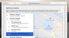 Your Mac Is Tracking Your Location in High Sierra, Here's Why (and How to Disable It)