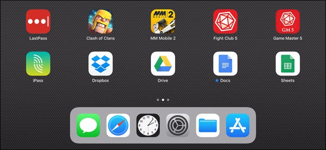 How to Hide Recent Apps from the iPad Dock